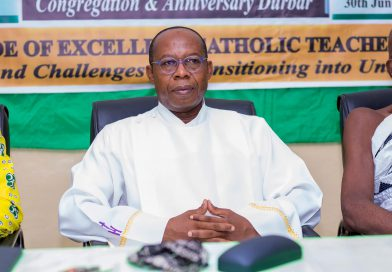 Rev. Fr. George Kyeremeh writes…